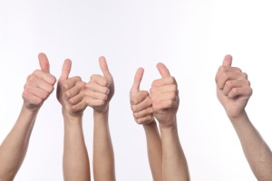 thumbs up sw web