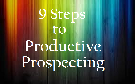 SalezWORKS | 9 Steps to Productive Prospecting Self-Study